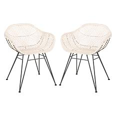Safavieh Jadis Woven Dining Chair