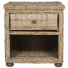 Safavieh Lagos Wicker Nightstand