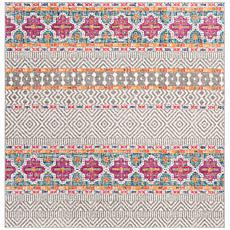 "Safavieh Madison Ashe 6'-7"" x 6'-7"" Square Rug"