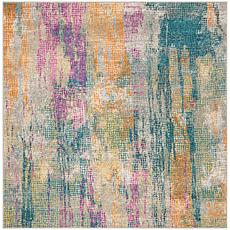 "Safavieh Madison Hope Rug - 6'7"" x 6'7"" Square"