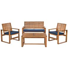 Safavieh Ozark 4-piece Outdoor Set
