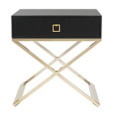 Safavieh Zarina Cross Leg Side Table