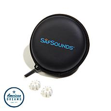 SafSounds Universal Earphone Safety Tips