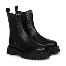 Saint G Jessica Pull-on Leather Boots