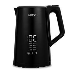 Salton Cool Touch Digital Temperature Control Kettle