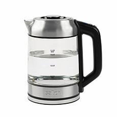 Salton Temperature Control Kettle 1.7L with Tea Steeper
