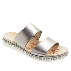 Sam Edelman Asha Leather Slide Sandal