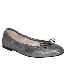 Sam Edelman Felicia Metallic Leather Ballet Flat