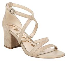Sam Edelman Leather or Suede Stacie Sandal