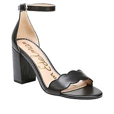 Sam Edelman Odila Ankle-Strap Sandal with Block Heel