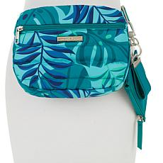 Samantha Brown To-Go Quilted Hip Bag with Pouch