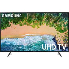 "Samsung 40"" NU7100 4K UHD Smart TV with PurColor, HDR & UHD Dimming"