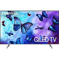 "Samsung 55"" Q6FN 4K UHD Smart HDTV w/Ambient Mode & Clean Cable"