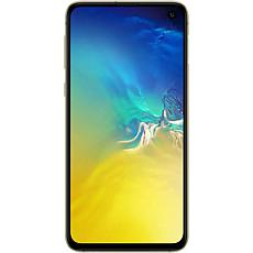 "Samsung Galaxy S10e 5.8"" 128GB FHD+GSM Unlocked Prism White Smartphone"