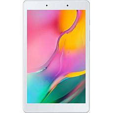 """Samsung Galaxy Tab A 8"""" 32GB Tablet in Silver"""