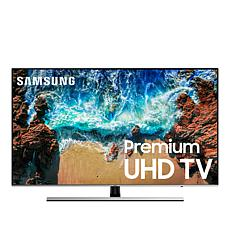 "Samsung NU8000 65"" 4K Ultra HD Smart TV with 2-Year Warranty"