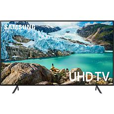 """Samsung RU7100 58"""" 4K Ultra HD Smart TV with HDMI Cable"""