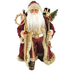 Santa's Workshop 18' Aristocrat Claus Figurine