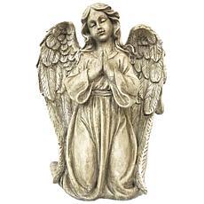 Santa's Workshop Praying Angel