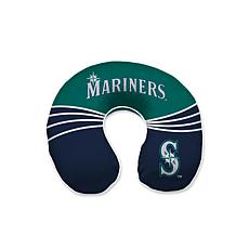 Seattle Mariners Memory Foam U-Neck Travel Pillow