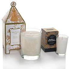 Seda France Candle Set - Gardenia and Asian Pear
