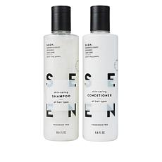 SEEN Hair Care Fragrance-Free Shampoo & Conditioner Duo