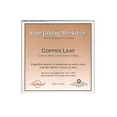 Sepp Metal Composition Leaf - Copper