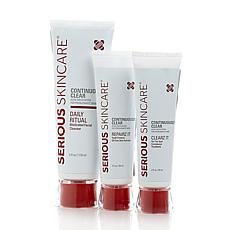 Serious Skincare Continuously Clear Trio - Youth