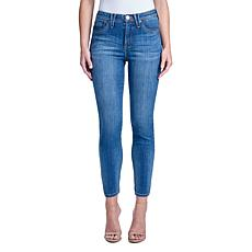 Seven7 All-in-One Solution High Rise Skinny Jean - Seine
