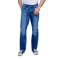 Seven7 Men's Classic 4-way Stretch Straight Leg Jean