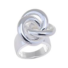 Sevilla Silver™ Celtic Knot Ring