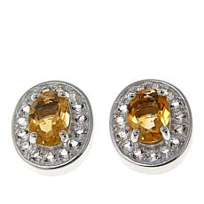 Sevilla Silver™ Citrine Interchangeable Magnetic Stations - Set of 2
