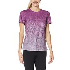 Shadow Sport Gradient Short-Sleeve Tee
