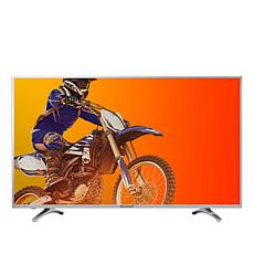 "Sharp P5000U AQUOS 55"" 1080p Smart HDTV w/HDMI Cable & TikiLIVE Offer"