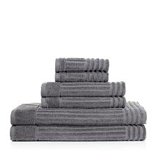 Shimmer 100% Turkish Cotton 6pc Towel Set
