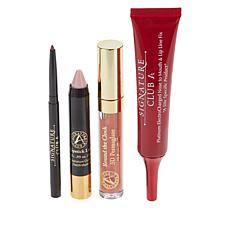 Signature Club A by Adrienne 4-piece Fix Your Lips Kit