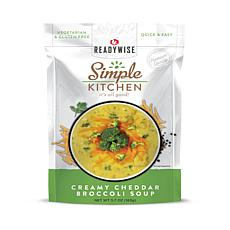 Simple Kitchen Creamy Cheddar Broccoli Soup 6-pack