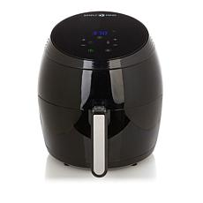 Simply Ming 5qt Jumbo Air Fryer w/Touchscreen and 1750 Watts of Power