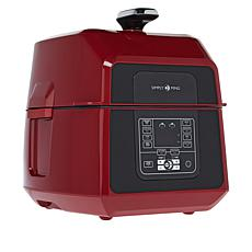 Simply Ming 6.5-Quart Pressure Cooker and Air Fryer
