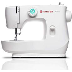 Singer Sewing Machine, White