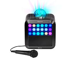 Singsation Star Burst All-in-One Karaoke System and Bluetooth Speaker