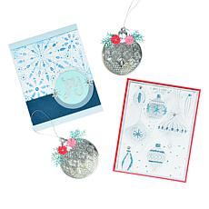 Sizzix® 3D Impressions Holiday Emboss Folder Bundle