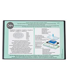 Sizzix® Chrome Precision Base Plate