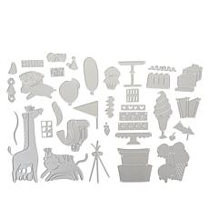 Sizzix® Thinlits Party Collection Die Bundle