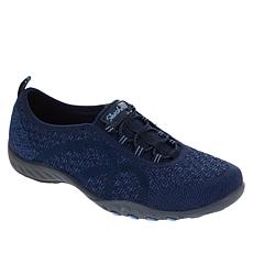 Skechers Breathe Easy Fortune Knit Slip-On Sneaker
