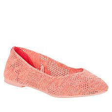 Skechers Cleo Knitty City Ballet Flat