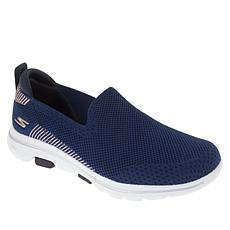 Skechers Go Walk 5 Stripe Slip-On
