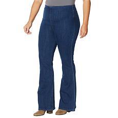 Skinnygirl Beverly Hills Flare Pull-On Pant
