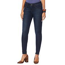 Skinnygirl Empower Stretch Mid-Rise Jean - Basic