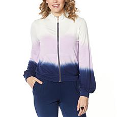 Skinnygirl French-Terry Zip Jacket